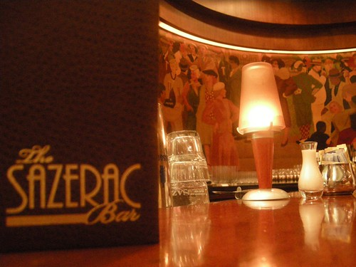 Historic Sazerac Bar (NOLA)