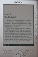 EPUB from Feedbooks on Reader