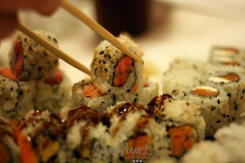 Sushi.... yum.................