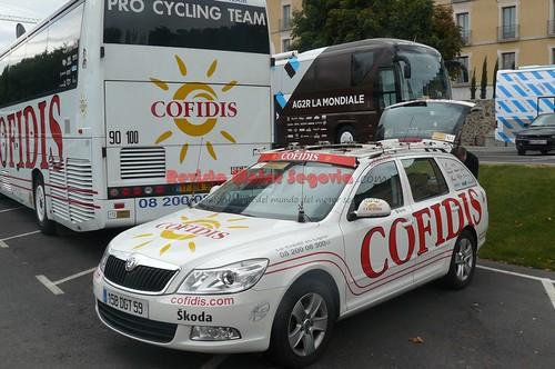 Skoda se hace con el Vehículo Oficial de la Vuelta a España 2011
