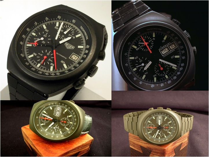 Heuer And Lemania: Part Two