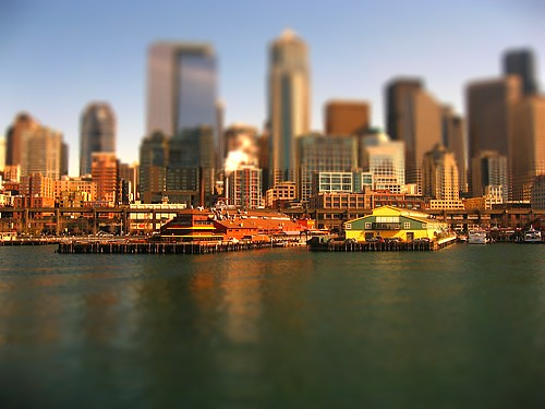 tilt shift seattle
