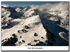 Tuc de Salana (anpisa) Tags: nikon nieve pico invierno catalunya aran cataluña picos montañas pirineos d300 valdaran salana anpisa tucdesalana