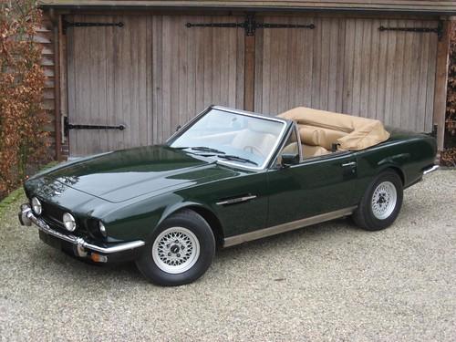 Aston Martin V8 Volante EFi (1988)