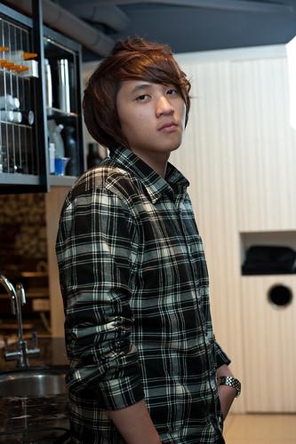 [ 男生髮型 ] 換個不一樣的BOB