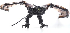 Front (((Primus))) Tags: dragon lego technic bionicle primus wyvern mocpages mocathalon
