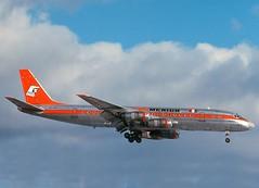 Aeromexico DC.8-53 XA-SID MIA 1980s (AlainDurand) Tags: usa miami aviation american mia latin airports douglas airlines airliners dc8 kmia worldairlines miamiami dc853 airlinesoftheworld airlinesaeronavesdemexico xapiddc8 dc853douglas dc8douglasdc853 airlinesoflatinamerica xapid