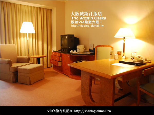 【via關西冬遊記】大阪住宿推薦~The Westin Osake大阪威斯汀飯店16