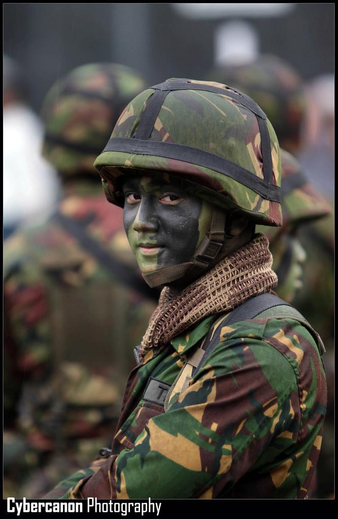Smiling Cadet
