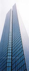 John Hancock Tower, Boston (.annajane) Tags: windows building glass boston skyscraper massachusetts johnhancocktower clarendonstreet hancockplace