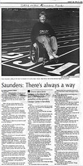 Saunders-Track-&-Field-donation-1985-There's-always-a-way (KevinSaunders7) Tags: sports president explosion possible chairman obama nominees paralympics nominee motivationalspeaker paralympian nominated rolemodel kevinsaunders wheelchairathlete overcomingadversity businessspeaker schoolspeaker corporatespeaker christianspeaker motivationalcoach presidentsfitnesscouncil yeasyoucan wheelchairspeaker associationsspeaker inspirationalathlete famousdisabledathlete safetyspeaker corporatesafetyspeaker worldchampionwheelchairathlete fitnesscouncil chairmanoffitnesscouncil possiblenominees choicesforpresident considerationsforchairman presidentscouncilonphysicalfitnesssports presidentsselectionsforfitnesscouncil obamasfitnesscouncil