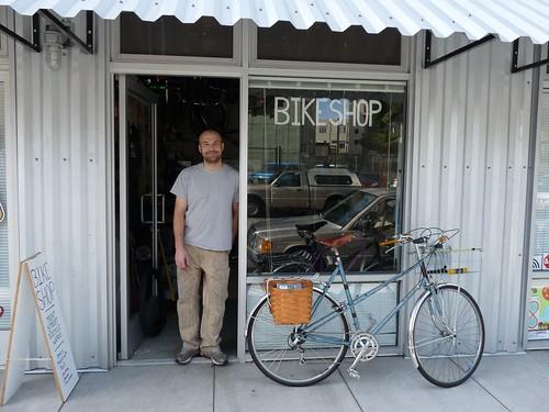 Bike Man Ben