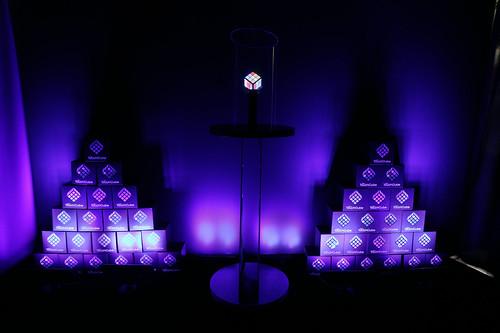 Digitális Rubik kocka