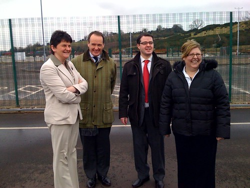 Arlene Foster Promotes Tourism in Fermanagh
