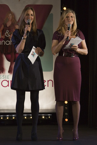 Trinny and Susannah in Leuven