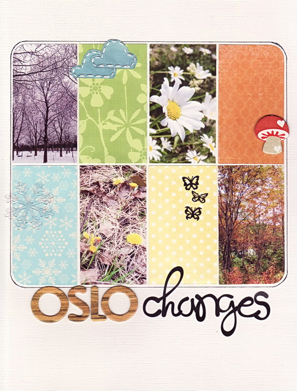 Oslo changes