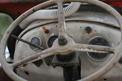 IMG_1192 (wheany) Tags: tractor steeringwheel ratti traktori