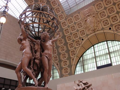 Musee d'Orsay interior 2