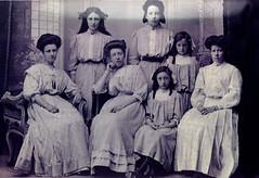 Image titled Peden Sisters,1906.