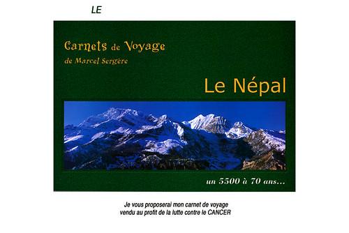 Carnets de Voyage : Le Népal