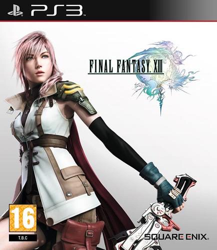 Final Fantasy 13 - jaquette