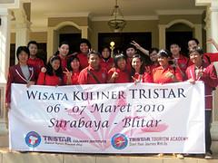 wisata kuliner tristar  by Akademi Pariwisata - Tristar Tourism Academy