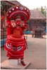 Kaala Puliyan Theyyam (Naseer Ommer) Tags: canon kerala folkdance southindia theyyam kasargod naseerommer canoneos5dmarkii discoveryplanet dpintl kalapuliyan