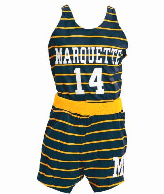 Ranking Marquette's Jerseys | Paint Touches