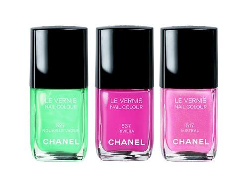 Nagellack von Chanel