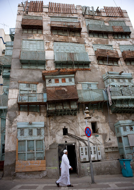 Old Jeddah's historic treasures are in danger of being lost - Saudi Arabia