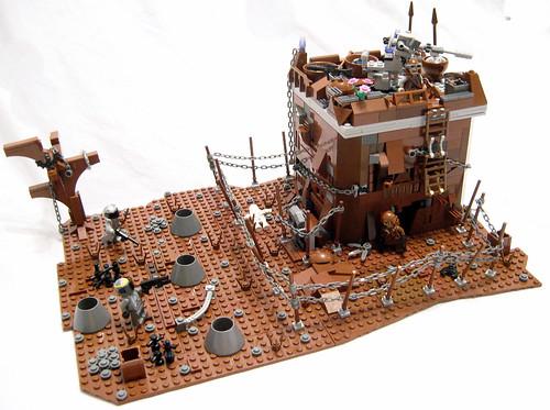 Apocalego Fortress