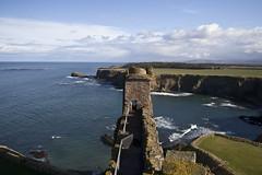 Tantallon Castle - 0261 (NH_Snap) Tags: castle architecture coast scotland angus ruin estuary forth northsea earl douglas 50 nordsee pallace historicscotland hs lothian firth kste firthofforth nhsnap douglasearlsofangus