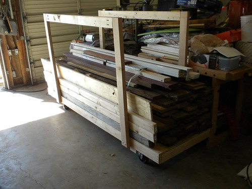 Lumber Cart 1