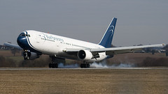 EI-CZH - 29435 - Blue Panorama Airlines - Boeing 767-3G5ER - Luton - 100316 - Steven Gray - IMG_8451