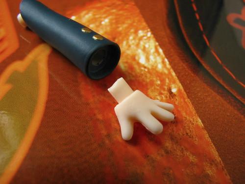 Nendoroid Mio arm/hand