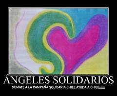 ANGELES SOLIDARIOS (VÍRNU) Tags: pintura ceras creativosaficionados vírnu plasmandosueños solidariaconchile giveme5awardthenext5pictures