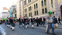 St Patricks Day Parade in Oslo 2010 #3