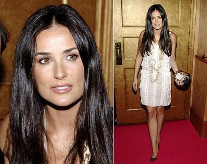 mulheres lindas aos 40 anos