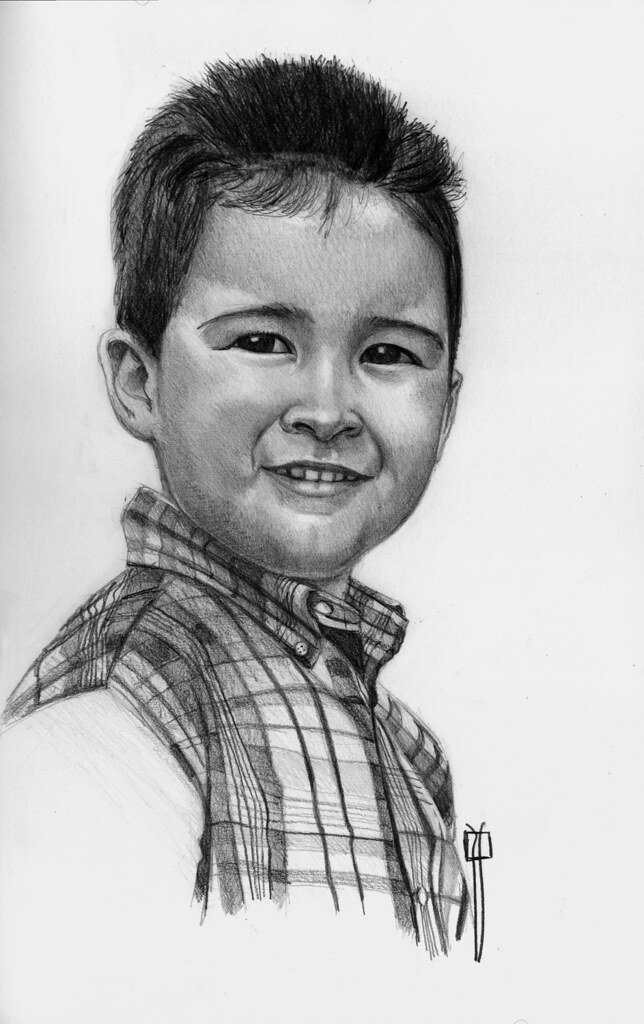 pablo portrait