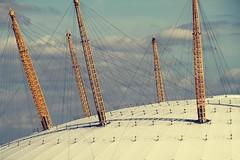 #75 ~ The O2 Dome (Richard Forward) Tags: london canon greenwich o2 dome 7d 365 canarywharf project365