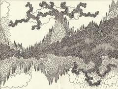 BB's sketchbook wow (bezembinder) Tags: ink drawings sketchbook moleskin bezembinder fineliner schetsboek
