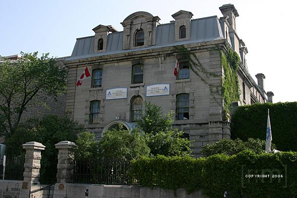 Ottawa Nicholas Street Jail Hostel