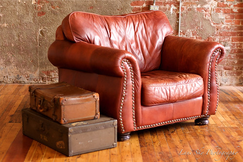 The Big Comfy Chair