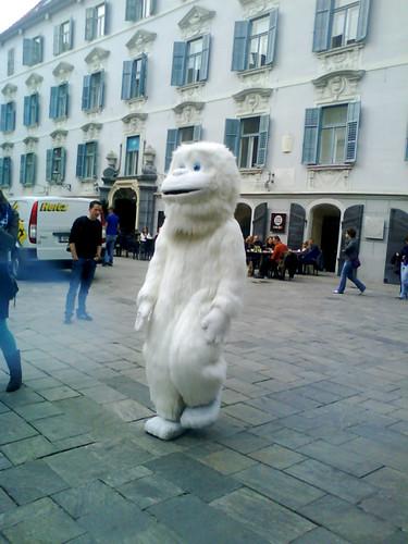 Yeti in Graz