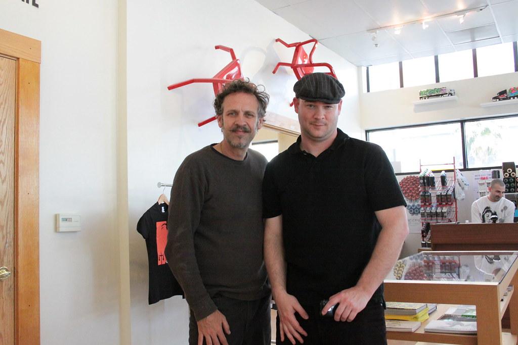 Brian Goggin and Attaboy