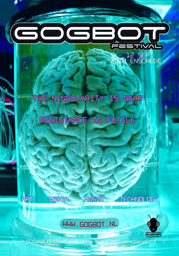 GOGBOT 2010 flyer