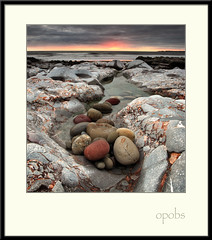 Accepted! (opobs) Tags: sunset sky beach water southwales wales seaside sand october rocks pebbles canon5d 2009 gitzo ogmore valeofglamorgan bridgend anglefinder ogmorebysea 1740mml wetknees ogmorebeach opobs cokinxpro traethogwr michaeljstokesawpf welshsalonofphotography2010
