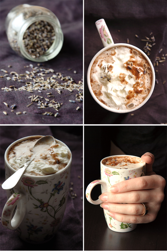 Lavender Hot Chocolate col min