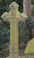 cross1 (arlechinna) Tags: grave cross tomb