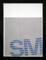 Wim Crouwel  Soto (detail) (Bas van Vuurde) Tags: amsterdam typography graphicdesign stedelijk type stedelijkmuseum typedesign fodor stedelijkmuseumamsterdam crouwel wimcrouwel totaldesign